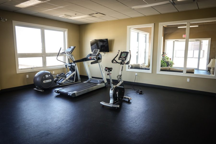 Træning derhjemme kan være effektivt med træningsudstyr